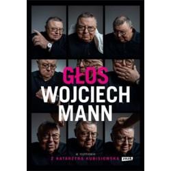 Głos. Wojciech Mann w...